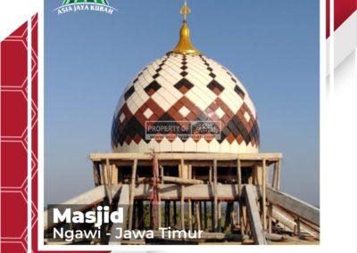 gambar kubah masjid 12