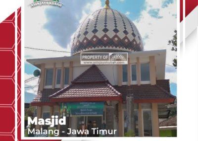 gambar kubah masjid
