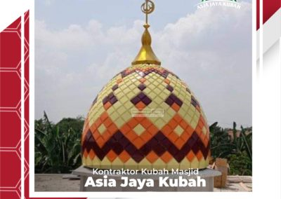 gambar kubah masjid 7